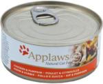 BayWa Bau- & Gartenmärkte Nassfutter in der Dose mit Hühnchenbrust & Kürbis, 156 g