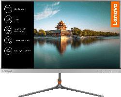 PC Monitore 22.3 bis 26.9 Zoll - LENOVO L24q-10 23.8 Zoll QHD Monitor (4 ms Reaktionszeit, 60 Hz)