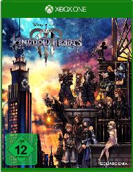 Xbox One Spiele - Kingdom Hearts III [Xbox One]