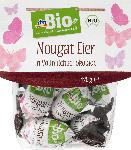 dm-drogerie markt dmBio Nougat Eier in Vollmilchschokolade