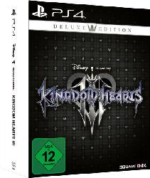 PlayStation 4 Spiele - Kingdom Hearts III (Deluxe Edition) [PlayStation 4]