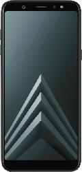 Smartphones - SAMSUNG Galaxy A6+ (2018) 32 GB Black Dual SIM