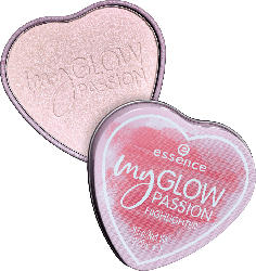 essence cosmetics Highlighter my glow passion
