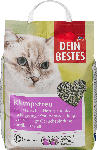 dm-drogerie markt Dein Bestes Katzenstreu, Klumpstreu