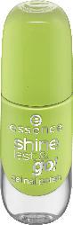 essence cosmetics Nagellack shine last & go! gel nail polish forget the rules 47