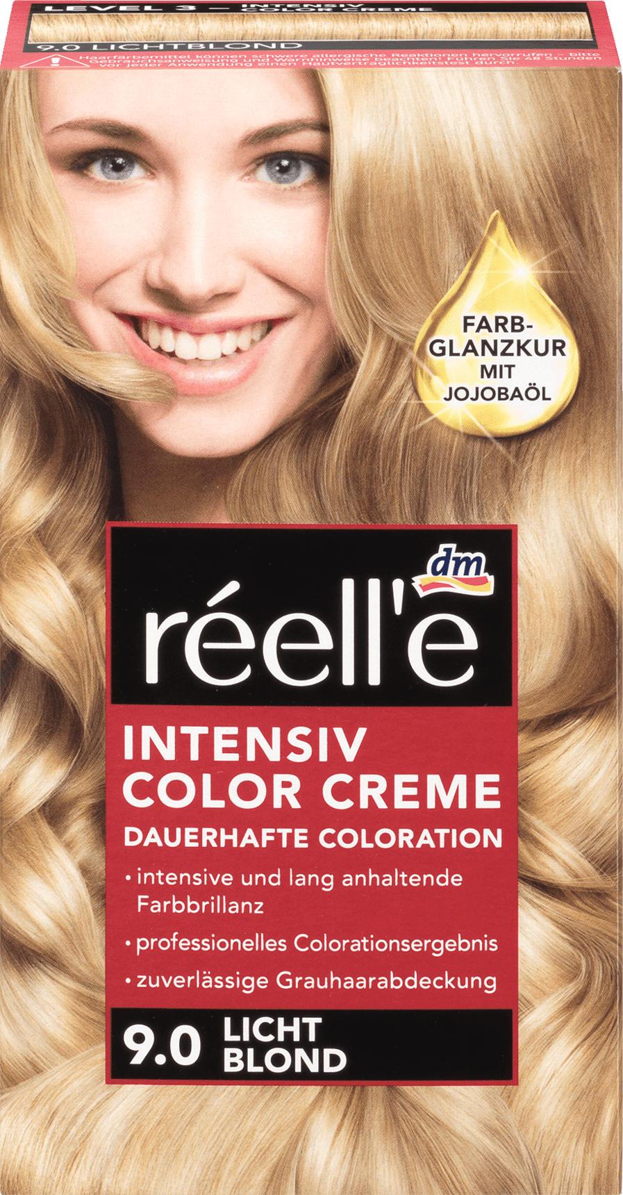 Alle haarfarben im dm