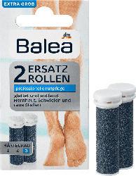 Balea Nachfüller Hornhautentferner Ersatzrollen extra grob