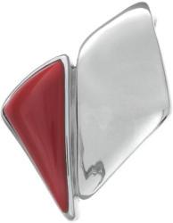Firetti Anhänger »925/- Sterling Silber rhod. mit Koralle«
