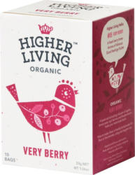 HIGHER LIVING Very Berry Tea