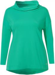 FRAPP Cooles Shirt mit breitem Kragen