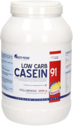 Multi-Food LOW CARB CASEIN 91, 2000g Dose - Vanille