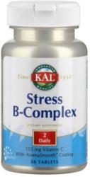 KAL Stress B Complex + C
