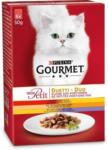 BayWa Bau- & Gartenmärkte Gourmet Mon Petit Duetti Fleisch 6 x 50g