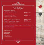 Feinspitz Genussladen Verkostungen-Preiskarte - bis 31.10.2018