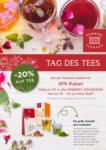 Demmers Teehaus Demmers Teehaus: Tag des Tees - bis 04.11.2018