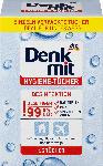 dm-drogerie markt Denkmit Hygiene-Tücher