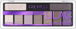 Catrice Lidschatten The Edgy Lilac Collection Eyeshadow Palette Purple Up Your Life 010