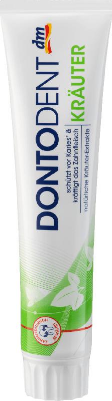 Dontodent Zahnpasta Kräuter