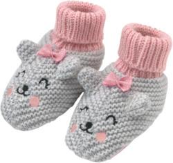 Newborn Haussocken mit tierischem Motiv