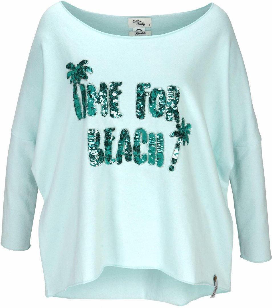 Cotton Candy Sweatshirt »Bente« nur € 63,50 statt € 79,95