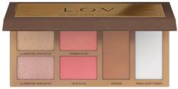 The Shape X Glow Face Palette
