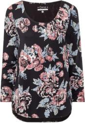 Damen Langarmshirt im floralen Design