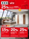 XXXLutz 25% auf ein Möbelstück Ihrer Wahl - bis 09.02.2019