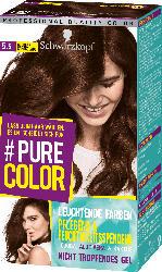 Schwarzkopf #Pure Color Haarfarbe Goldene Schokolade 5.5 , 1 St