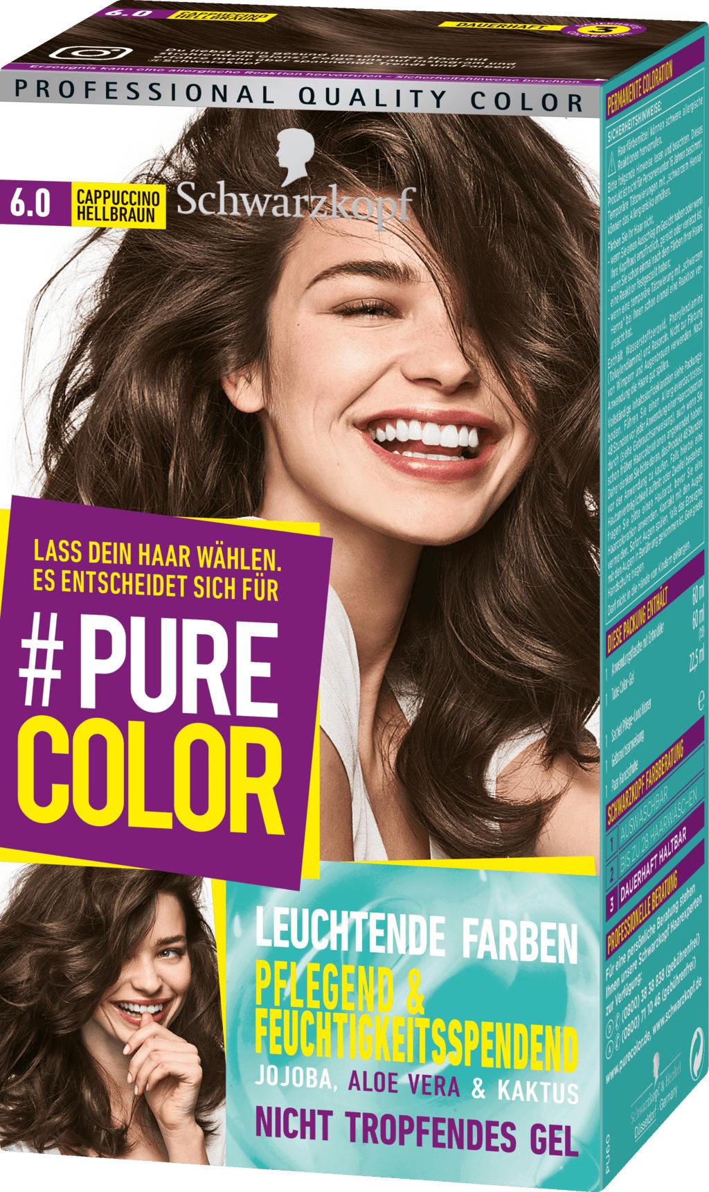 Haarfarbe stufe 3