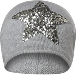 Mütze mit Paillettenstern