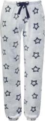 Damen Loungewear-Hose mit Sternen-Print