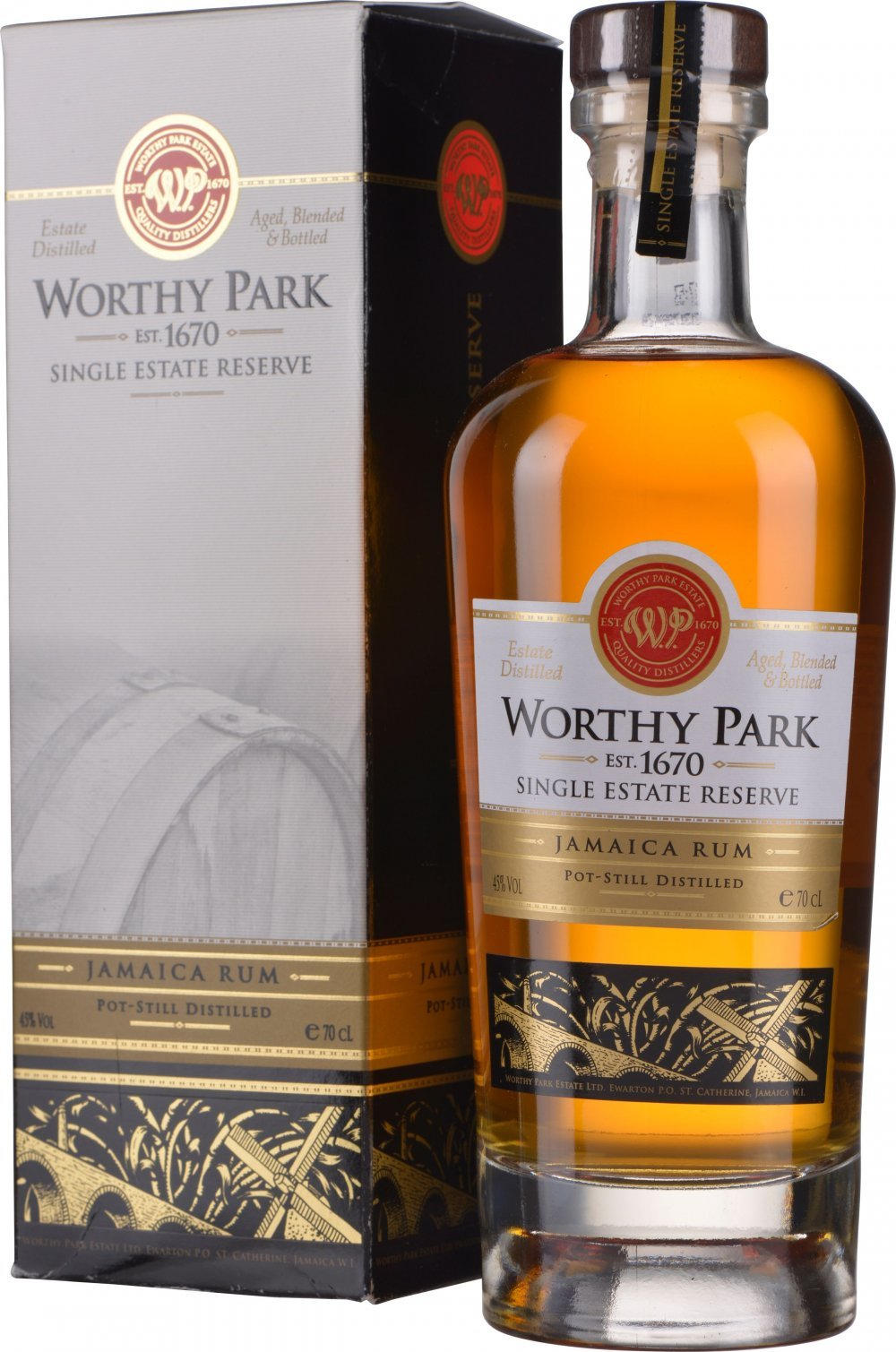 Hampden Estate Pure Single Jamaican Rum 700ml ab 59,90