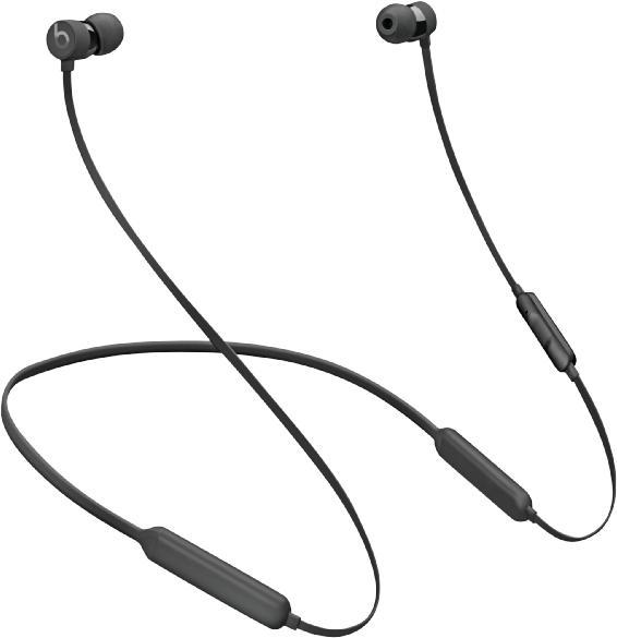 Bluetooth-Kopfhörer - BEATS X, In-ear Kopfhörer Bluetooth Schwarz