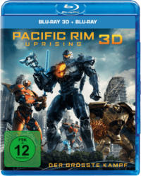 Pacific Rim: Uprising [3D Blu-ray (+2D)]