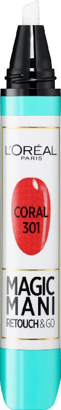 L'ORÉAL PARIS Nagellack-Korrekturstift Magic Mani 301 coral
