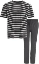 Herren Schlafanzug im Streifen-Design