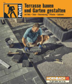 Hornbach Projekt - Terrasse bauen und Garten gestalten