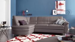 Sit&More Polsterecke mit Federkern, wahlweise mit Bettfunktion und Schubkasten