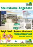 Holz Possling Steinstarke Angebote - bis 16.03.2019