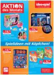 Geuder Haushaltwaren GmbH -Bereich Spielwaren- idee+spiel Februar - bis 11.03.2019