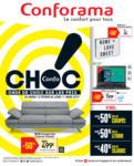 Conforama Confo choc ! Onde de choc sur les prix - au 11.03.2019