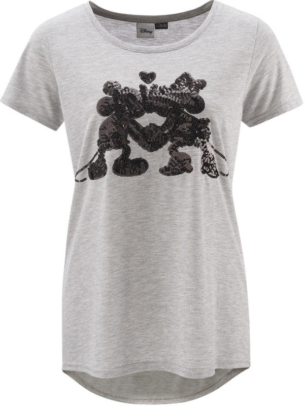 Disney T-Shirt mit Pailletten