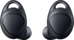 Bluetooth-Kopfhörer - SAMSUNG Gear IconX (2018), In-ear True Wireless Smart Earphones Bluetooth Schwarz