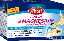 Abtei Magnesium Liquid Trinkampullen 8 St.