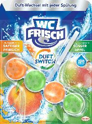 WC-Frisch WC-Reiniger Duft Switch Saftiger Pfirsich & Süßer Apfel