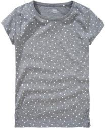 Mädchen T-Shirt mit Punkte-Allover