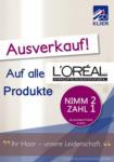 Cut & Color L'Oréal Professionnel - Nimm 2 Zahl 1 - bis 30.11.2014