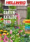 HELLWEG Baumarkt Gartenmöbel + Pools - bis 31.08.2019