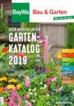 BayWa Bau- & Gartenmärkte Gartenmöbel und Pools - bis 31.08.2019