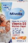 dm-drogerie markt Mivolis Vitamin D3 Wochen-Depot, Weichkapseln 12 St.